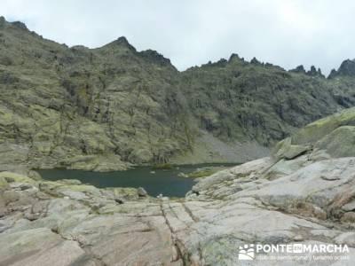 Parque Regional Sierra de Gredos - Laguna Grande de Gredos;viajes en semana santa;grupos montaña ma